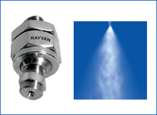 Adjustable Nozzle Manufacturers Mail: Full Cone Adjustable Ball Types Nozzles, Multiple Full